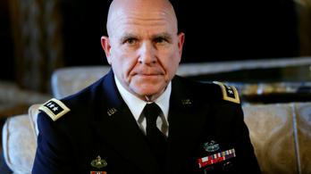McMaster lett az új nemzetbiztonsági főtanácsadó
