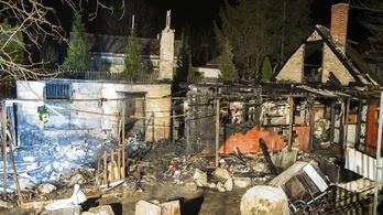 Holttestet találtak egy leégett szigetszentmártoni házban