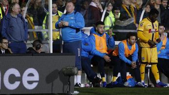 Amikor az Arsenal ellen az amatőr cserekapus viszi el a show-t