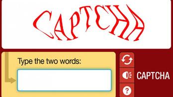 A CAPTCHA-kód is diszkriminálhat