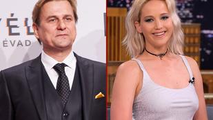 Anger Zsolt: Jennifer Lawrence egy kedves, nyitott, hétköznapi jócsaj