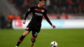 Olyan, mint Özil a német futball újabb őstehetsége
