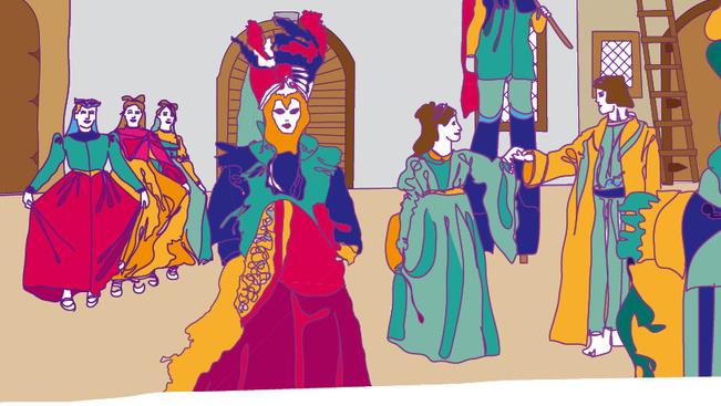 Reneszánsz karnevállal űzik el a telet Velencén
