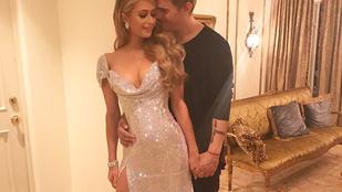 Nahát! Paris Hilton újra bepasizott és ilyen nagyon boldog most