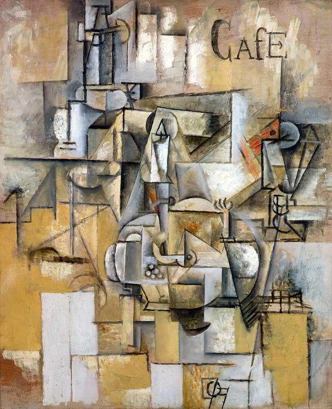Picasso - Galamb borsóval