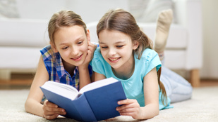 Hat szuper olvasnivaló kiskamaszoknak