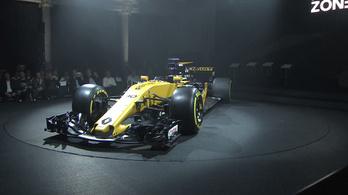 A Renault nyeri eddig a dizájnversenyt