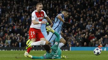 Monaco-Manchester City, Atlético-Leverkusen a BL-nyolcaddöntőben