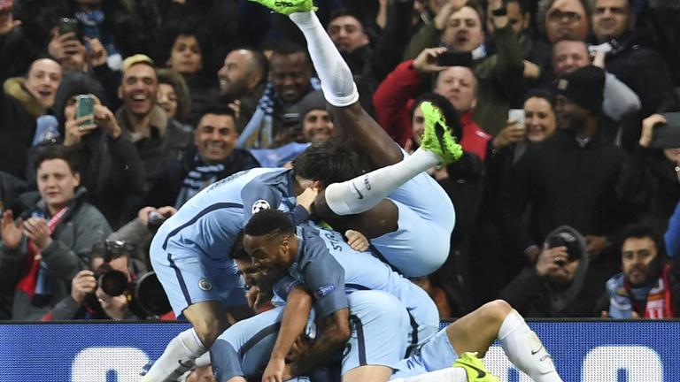 Őrület a BL-ben: 8 gólos meccsen nyert a City