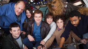Itt az első kép a Han Solo-film szereplőiről!