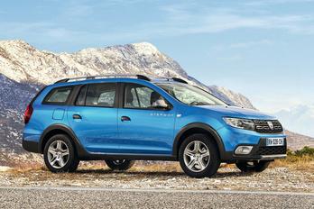 Itt a Dacia Allroadja