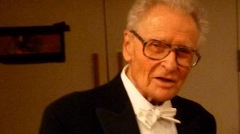 Elhunyt Stanislaw Skrowaczewski karmester