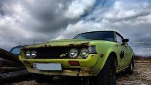 Hazai MustangCelica