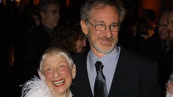 Elhunyt Leah Adler zongorista, festőművész, Steven Spielberg édesanyja
