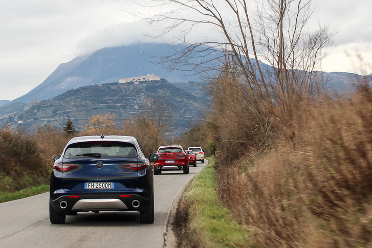 Háttérben Monte Cassino és a kolostor