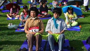 Új sport Dél-Koreában: a semmittevés