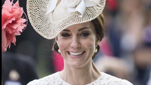Katalin hercegné egyedül bedöntött egy egész divatcéget
