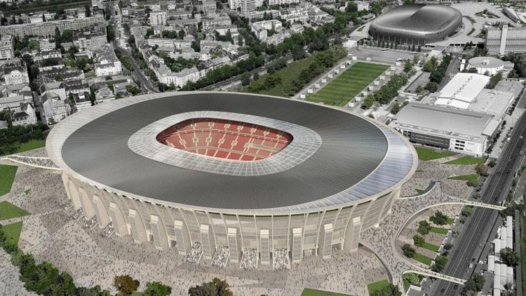 100 helyett 190 milliárdba kerül az új Puskás Stadion