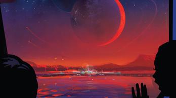 Nem vagytok egyedül, súgják a trappista exobolygók