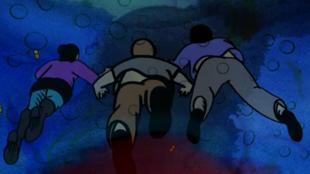 Itt az első trailer a víz alá süllyedő gimiről szóló animációhoz