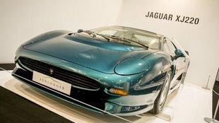 Elkezdődött a London Car Classic Car Show!