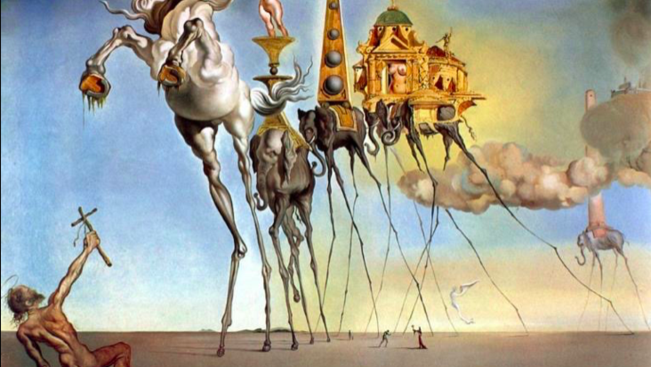 Mucha és Dalí teszik tiszteletüket a szegedi kiállítóházban