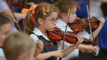 Ezért is fontos a gyermekek zenei nevelése