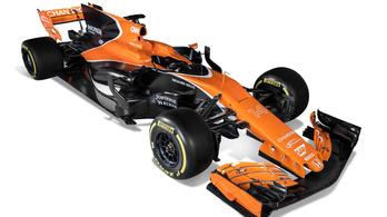 Ha olyan lesz, mint ahogy kinéz, nem új remény a McLaren-Honda MCL32