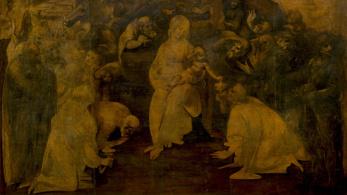 Hat évig restaurálták a da Vinci remekművet