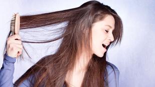 Miért fáj a hajunk?