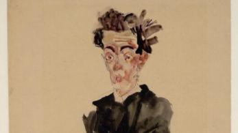 A bécsi Albertina szerint Schiele nem volt erotomán