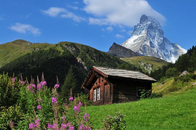 Túra a svájci Alpokban? Nincs más dolgunk, mint szépen dokumentálni az utat