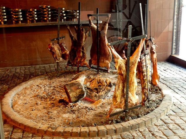 Többek között ilyen ínyencségeket kóstolhatunk az argentin fővárosban