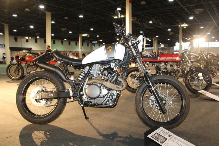 Forrest Honda XR600