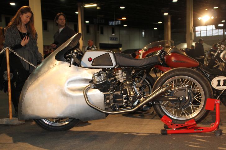 Mokka Cycles CX500-asa