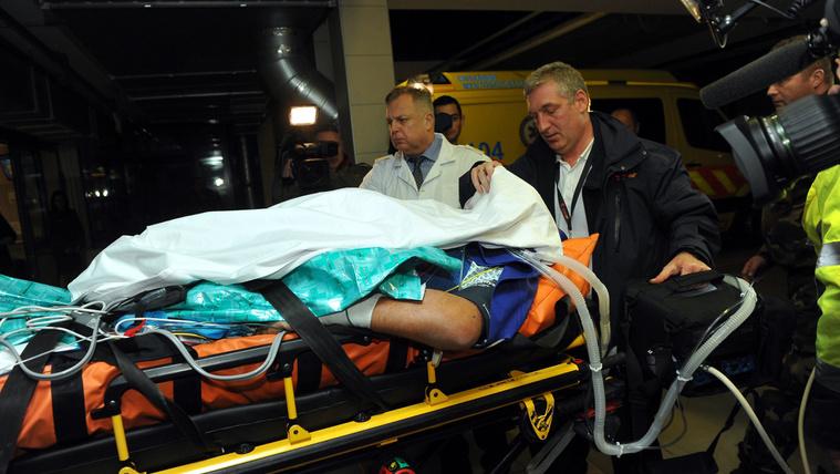 Hazahozták az olaszországi buszbaleset utolsó súlyos sérültjét is