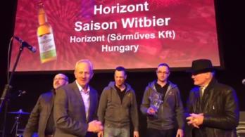 Taroltak a magyar sörök egy nemzetközi versenyen