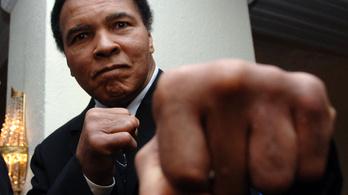 Trump jött, Muhammad Ali fiát meg alig akarták beegedni az USA-ba