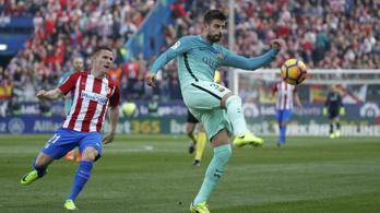 A Barca kegyetlenül felőrölte az Atléticót