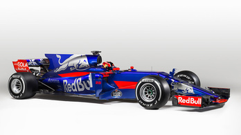 Dögös energiaitalos doboz lett az új Toro Rosso