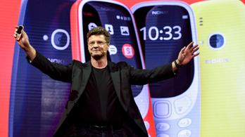 Júniusban jön a Nokia 3310