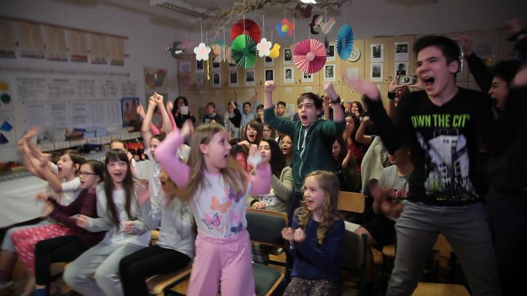 Nagyon nagy szó, hogy a mi iskolánk nyert egy Oscar-díjat
