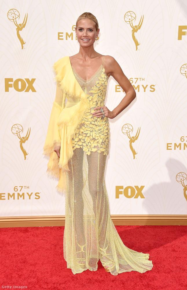 2015, Emmy-gála