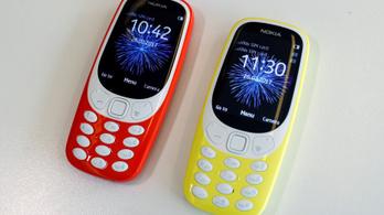 Rengetegen rendelik meg a Nokia 3310-et