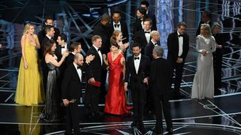 Az idei Oscar legemlékezetesebb pillanatai