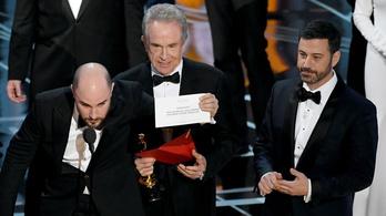 Az Oscar legfontosabb pillanatai egy percben