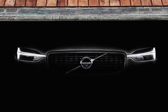 Előzeteseken a következő terep-Volvo