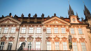 Váratlanul bezárta összes prágai épületét a cseh Nemzeti Galéria