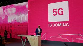 5G-re viszi a magyarokat a Telekom