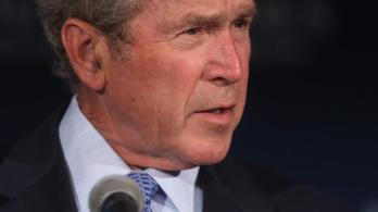 Bush kikelt a médiát támadó Trump ellen